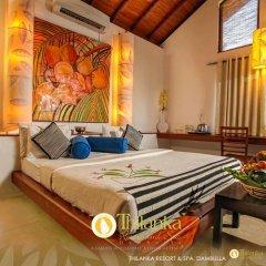 Отель Thilanka Resort and Spa 4* Номер Делюкс с различными типами кроватей фото 6
