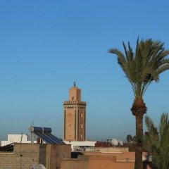 Отель Riad Zehar пляж