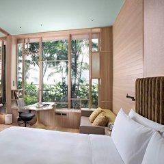 Отель PARKROYAL on Pickering 5* Улучшенный номер с различными типами кроватей фото 5