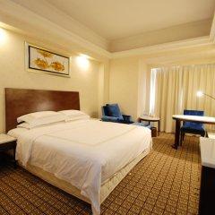 Overseas Chinese Friendship Hotel 3* Номер Делюкс с различными типами кроватей фото 2