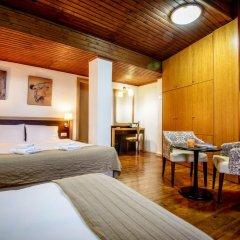 Iraklion Hotel 3* Стандартный номер с различными типами кроватей фото 7