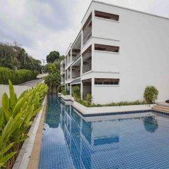 Отель Condo Panwa Bel Air бассейн