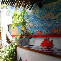 Отель Bora Bora Bungalove Французская Полинезия, Бора-Бора - отзывы, цены и фото номеров - забронировать отель Bora Bora Bungalove онлайн интерьер отеля фото 3