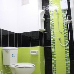 Отель Netprasom Residence Таиланд, Бангкок - отзывы, цены и фото номеров - забронировать отель Netprasom Residence онлайн ванная фото 2