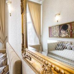 Апартаменты City Garden Apartments Одесса комната для гостей фото 4