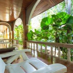 Отель Tropica Bungalow Resort 3* Улучшенное бунгало с различными типами кроватей фото 21