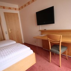 Hotel Glockengasse 3* Стандартный номер с различными типами кроватей фото 4