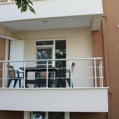 Karaagac Green Apart Турция, Эдирне - отзывы, цены и фото номеров - забронировать отель Karaagac Green Apart онлайн балкон
