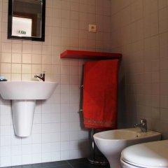 Отель Agroturismo Quinta De Travancela Португалия, Амаранте - отзывы, цены и фото номеров - забронировать отель Agroturismo Quinta De Travancela онлайн ванная