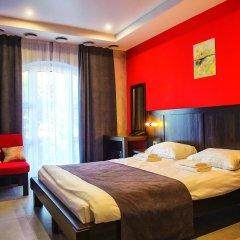 Gaudi stylish hotel Стандартный номер двуспальная кровать фото 7
