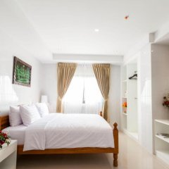 Отель VITS Patong Dynasty 3* Улучшенный номер двуспальная кровать фото 7