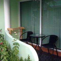 Отель ROMANASIA балкон