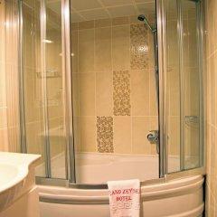 Grand Zeybek Hotel 3* Люкс с различными типами кроватей фото 13