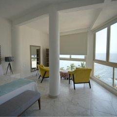Отель Playa Conchas Chinas 3* Люкс фото 19