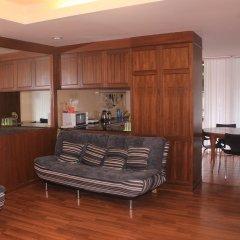 Отель Sky Beach Condominium комната для гостей