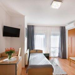 Отель Alfred Panzio Стандартный номер с различными типами кроватей фото 8