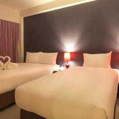 Wiz Hotel 3* Номер Делюкс с различными типами кроватей фото 11