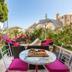 Garden Suites Турция, Калкан - отзывы, цены и фото номеров - забронировать отель Garden Suites онлайн балкон