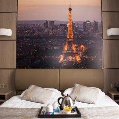 Отель Carina Tour Eiffel 3* Стандартный номер с различными типами кроватей фото 8