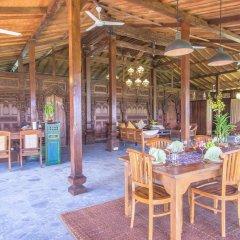 Отель Beachfront Citakara Sari Villas Индонезия, Бали - отзывы, цены и фото номеров - забронировать отель Beachfront Citakara Sari Villas онлайн питание фото 2