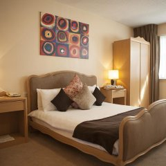 Antoinette Hotel Wimbledon 3* Люкс с различными типами кроватей фото 4
