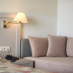 Hotel Oceanis Kavala 3* Улучшенный номер с различными типами кроватей фото 7