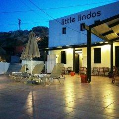 Отель Little Lindos Sea View Studios фото 2