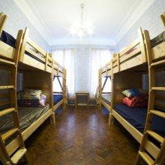 Hostel Shtraus House Кровать в общем номере двухъярусные кровати фото 6