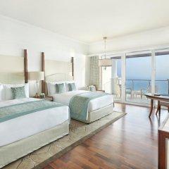 Отель Waldorf Astoria Dubai Palm Jumeirah 5* Люкс с различными типами кроватей фото 2