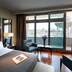 Отель Eurostars Grand Marina 5* Стандартный номер с различными типами кроватей фото 5