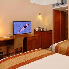 Guangdong Hotel 4* Стандартный номер с различными типами кроватей фото 4