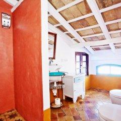 Отель Hospederia Antigua Стандартный номер с различными типами кроватей фото 2