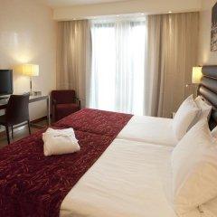 Отель Eurostars Budapest Center 4* Улучшенный номер с различными типами кроватей фото 2