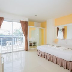 Отель Lords Place 2* Стандартный номер разные типы кроватей фото 8