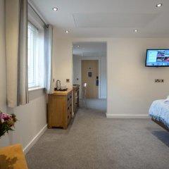 The Waterside Hotel and Galleon Leisure Club 3* Номер Делюкс с различными типами кроватей фото 3