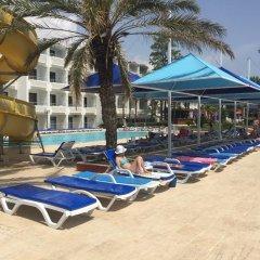 Club Hotel Rama - All Inclusive пляж фото 2