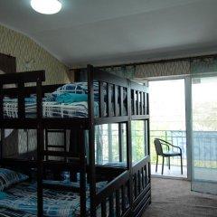 Hostel Morskoy Кровать в общем номере с двухъярусной кроватью фото 10