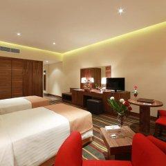 Al Khaleej Plaza Hotel 4* Стандартный номер с различными типами кроватей фото 5