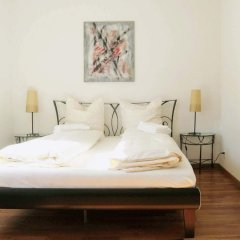 Отель Swiss Star Anwand Lodges 3* Стандартный номер с двуспальной кроватью фото 6
