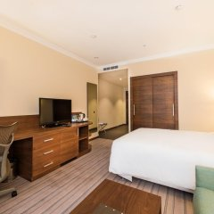 Гостиница Hilton Garden Inn Красноярск 4* Стандартный номер разные типы кроватей фото 2