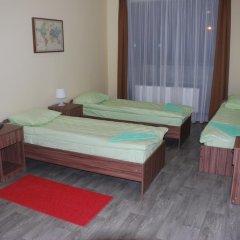Отель Вояж 2* Кровать в общем номере фото 7