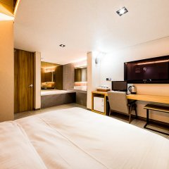 Seocho Cancun Hotel 2* Улучшенный номер с различными типами кроватей фото 8