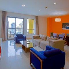 Ramada Hotel & Suites by Wyndham JBR 4* Апартаменты с 2 отдельными кроватями фото 13