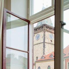 Отель Oldtown Square Cape Чехия, Прага - отзывы, цены и фото номеров - забронировать отель Oldtown Square Cape онлайн балкон