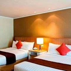 Отель Royal Princess Larn Luang 4* Стандартный номер с различными типами кроватей фото 6