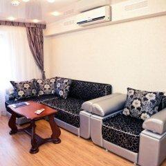 Гостиница Волгоградская Люкс с двуспальной кроватью фото 6