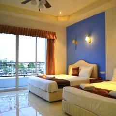 Arya Inn Pattaya Beach Hotel 3* Стандартный номер с различными типами кроватей фото 6