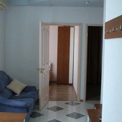 Катран Отель Стандартный семейный номер разные типы кроватей