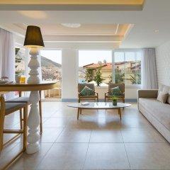 Kalkan Suites 3* Апартаменты с различными типами кроватей фото 42