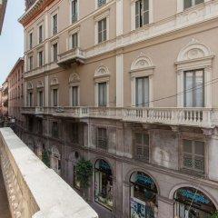 Отель Della Spiga Apartment Италия, Милан - отзывы, цены и фото номеров - забронировать отель Della Spiga Apartment онлайн балкон